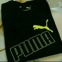kaos t-shirt big size# Puma # murah