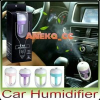 Car Humidifier Diffuser Aroma Therapy Mobil