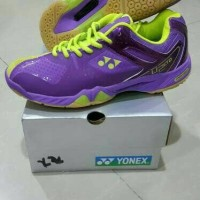 Sepatu Olahraga - Sepatu Badminton - Yonex SHB02 - Warna Ungu