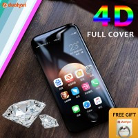 Tempered Glass FULL COVER 4D iPhone 7 Screen Protector 4D iPhone 7