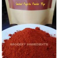 Smoked Paprika Powder / Asap Paprika - 35gr