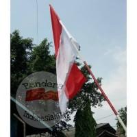 Bendera Merah Putih/ Bendera Pusaka (120 x 180 cm)