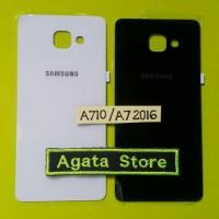 Tutup Belakang Samsung A710 ( A7 2016 ) Back Door Cover A710 A7 2016