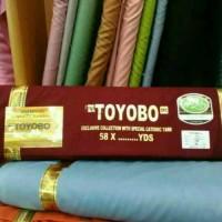 kain-bahan katun/cotton katun toyobo