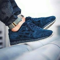 Asisc Gel Lyte III Reigning Champ - Navy