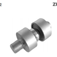 Mounting Ball for H8C alloy steel material ZEMIC LCA-HY-8-102-2.5/2t