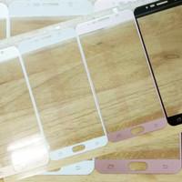 Tempered Glass Anti Gores 3D Warna Dan Full Layar Untuk Samsung Note 5
