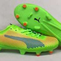 Sepatu Bola Soccer PUMA EvoSpeed SL 2017 Green