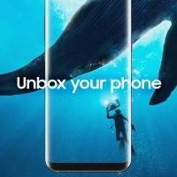samsung Galaxy S8 64GB 100% BARU original /SEGEL