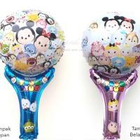 Balon Souvenir Tsum-tsum / Balon Foil Tsum tsum / Balon Tsum Tsum