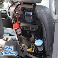 Car Seat Organizer / Back Seat Organizer / Auto Car Seat Organizer
