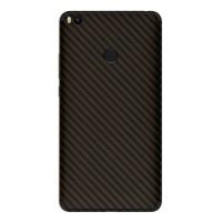 9Skin - Premium Skin Protector Case Xiaomi Mi Max 2 - 3M Black Carbon