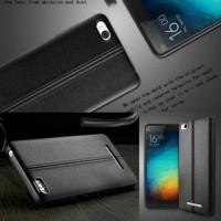 Xiaomi Mi4i Mi4c leather IMAK VEGA cover soft case casing bumper armor