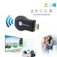 AnyCast Chromecast HDMI Dongle Wifi 1080P fungsi sama kyk chromecast