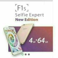 Oppo F1s plus New edition Rose Gold Ram 4/64GB. 4G LTE