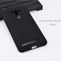 Hardcase Black Hard Case Back Cover Casing Asus Zenfone Selfie ZD551KL