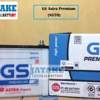 Aki basah MOBIL PHANTER DIESEL NS70 / Ns 70 GS Astra Premium