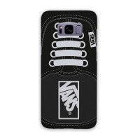 Indocustomcase Black Vans Shoes Galaxy S8 - S8 Plus Custom Case