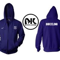 Jaket/Sweater/Hoodie Barcelona ( Zipper )