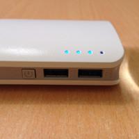 [PROMO] Powerbank Vivan M11 White 11.000mah  -ASP023