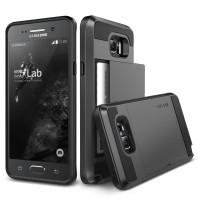 VERUS DAMDA SLIDE Samsung S7 Flat Edge case back cover casing bumper