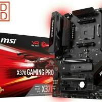 Motherboard MSI Amd X370 Gaming Pro Socket AM4