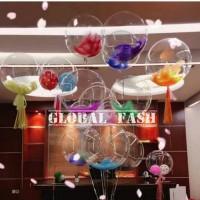 Balon PVC TRANSPARANT jumbo/ balon pvc TRANSPARANT / balon pvc 24 IN
