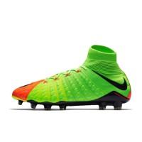 Sepatu Bola Nike Hypervenom Phantom III DF FG Green Original