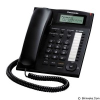 Panasonic Pesawat Telepon KX TS 880 / 885 ND Garansi Resmi ITCom