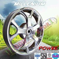 New! Velg Variasi Vario 125-150 Type Power Millenium Crome