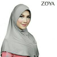 Zoya Bergo Marsha HL Casual Hijab Kerudung Jilbab Instan
