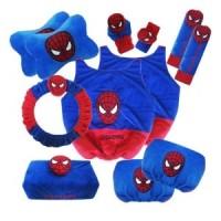 Bantal mobil Extra Premium 8 in 1 Spiderman