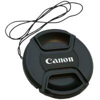 Tutup Lensa Lenscap Canon 55mm