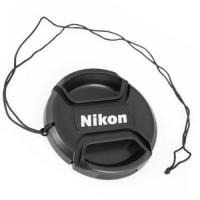 Tutup Lensa Lenscap Nikon 55mm