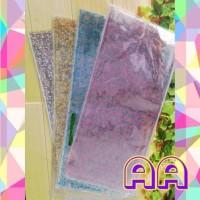 PROMO 20x45 Plastik Goodie Bag Ulang Tahun Tas Ultah Kantong Souvenir