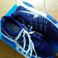 Sepatu Badminton Nike Air Max - Biru Dongker