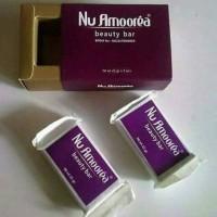 Sabun Nu Amoorea Beauty Bar 1 box 50 gram isi 2 bar @25 gram