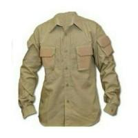 Kemeja Tactikal Drone/Kemeja Komado/Kemeja Lapangan /Baju/Pakaian