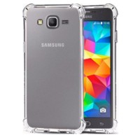 Case Anti Shock Anti Crack Softcase Casing for Samsung Galaxy Note 4