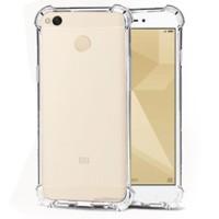 Case Anti Shock Anti Crack Softcase Casing for Xiaomi Redmi 4x