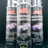 Zone - Rubberized Undercoat 500 ml / Flinkote Pelapis Mobil Anti Karat