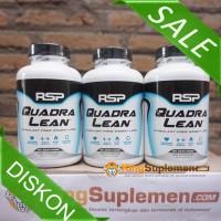 RSP QuadraLean 150 caps (Botol Putih) - kapsul quadra lean fat burn-