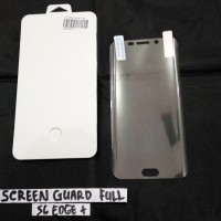 Anti Gores Full Screen Samsung Galaxy S6 Edge Plus