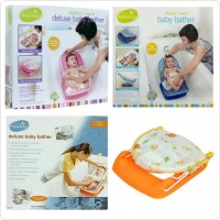 Baby Bather Mastela deluxe kursi mandi baby bayi anak lipat