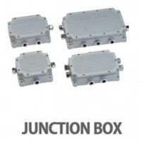 Junction Box analog load cell material Stainless Steel AC-US JBS-6CH