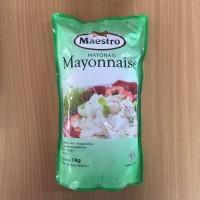 Maestro mayonaise original pouch 180g