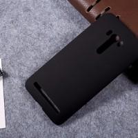 Bumper Black Hard Case Back Cover Casing Asus Zenfone Selfie ZD551KL