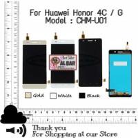 LCD + TOUCHSCREEN HUAWEI HONOR 4C CHM-U01 FULLSET ORIGINAL