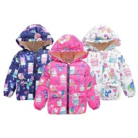 Warm jacket winter kids boy girl jaket hangat anak laki perempuan teba