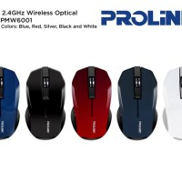 Prolink Mouse Wireless PMW 6001